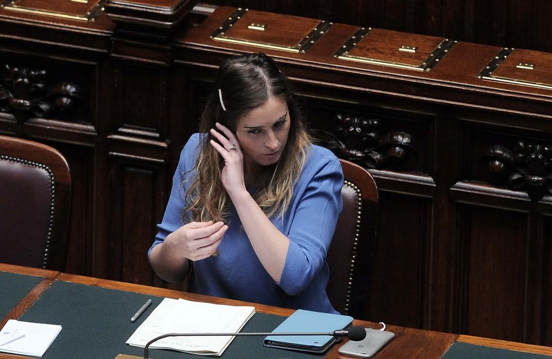 La ministra Maria Elena Boschi
