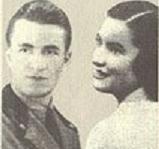 """Luigi Canali, """"capitano Neri"""" e Giuseppna Tuissi """"Gianna"""""""