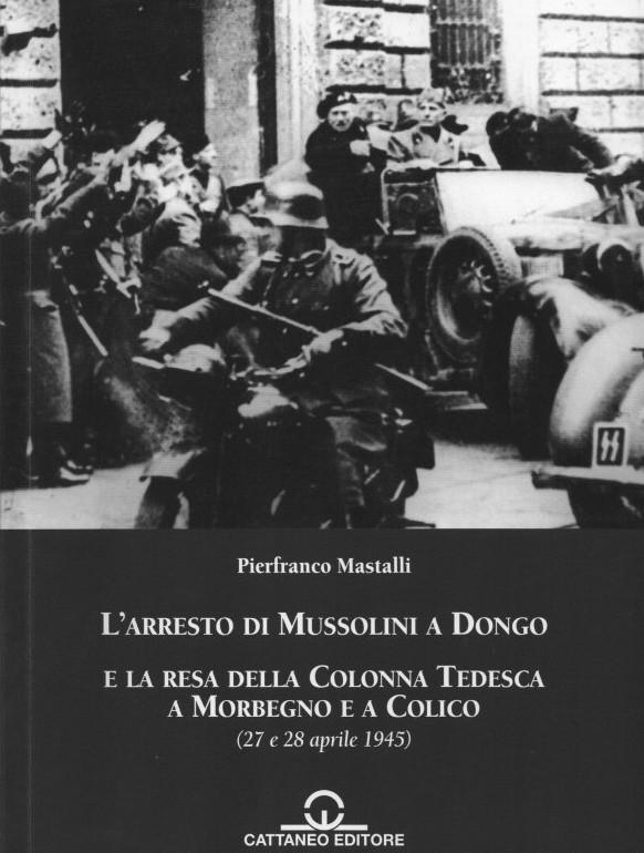 Mastalli Pf- Libro Arresto Mussolini...