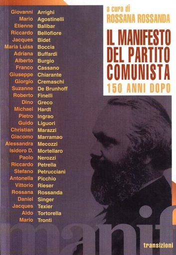 Il manifesto del Partito Comunista 150 anni dopo