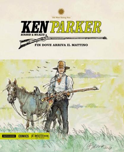 Ken Parker © Mondadori Comics 2015