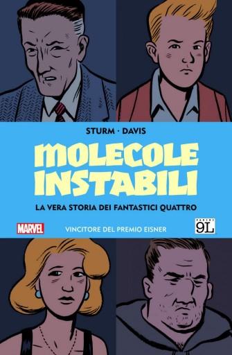 Molecole Instabili © Marvel/Panini Comics 2015