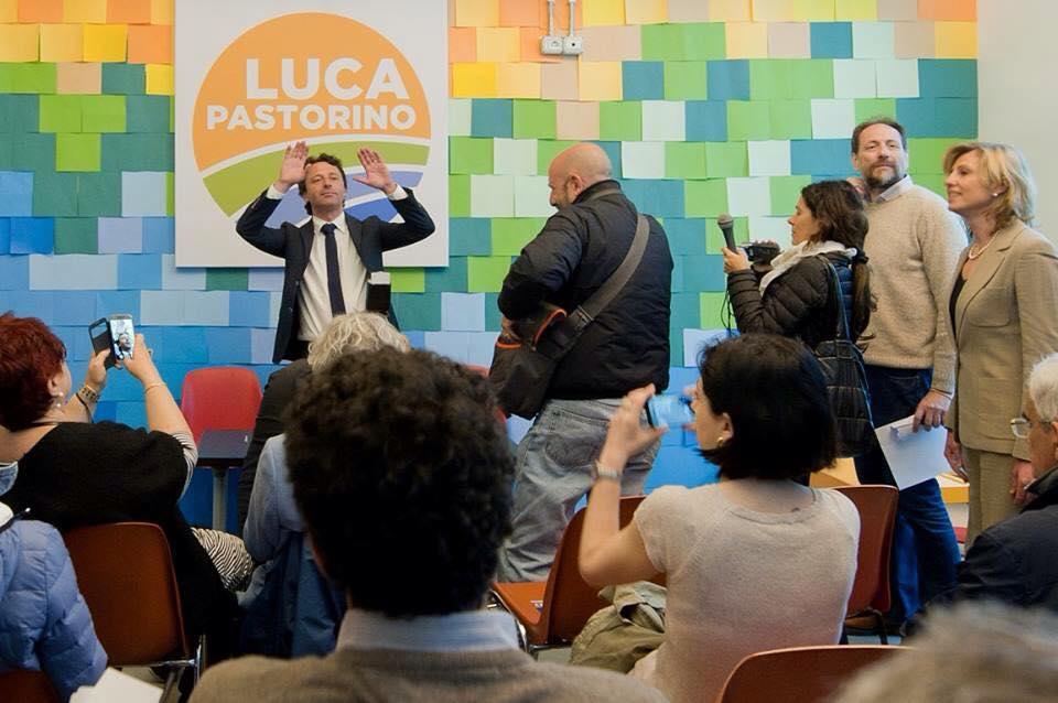 Luca Pastorino, deputato e candidato presidente della Liguria