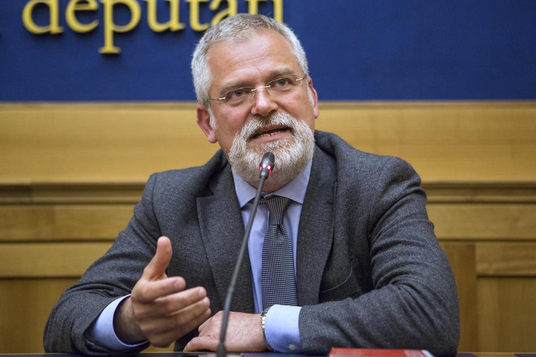 Francesco Campanella, ex M5s oggi del movimento Ilic