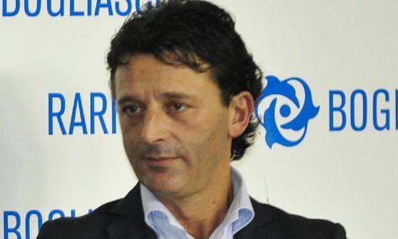 Luca Pastorino, deputato Pd e  candidato alle regionali liguri