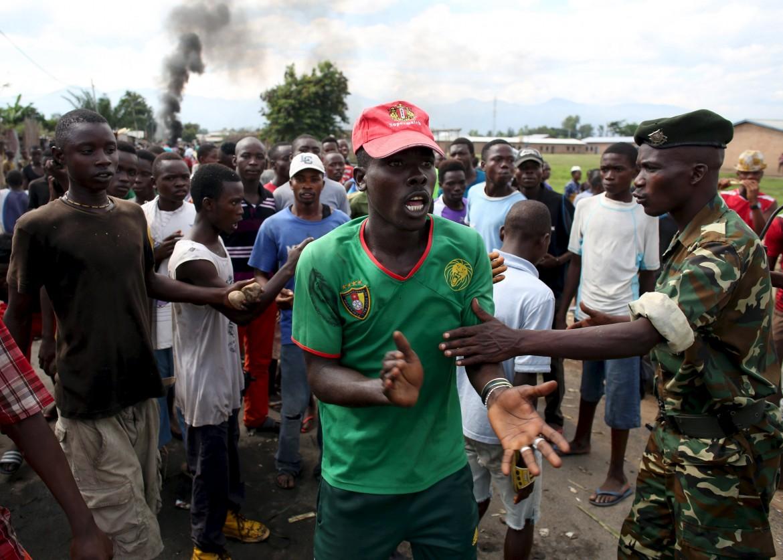Burundi, terrore fra la popolazione