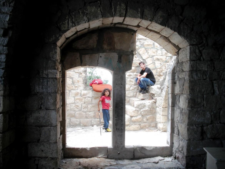 I giovani rifugiati di Kufr Bi'rem