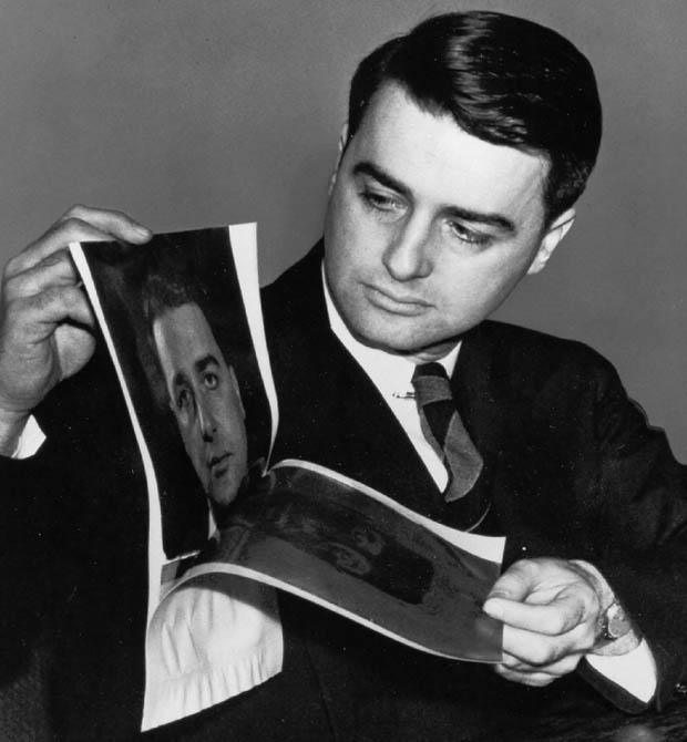 Edwin Lands, inventore della Polaroid