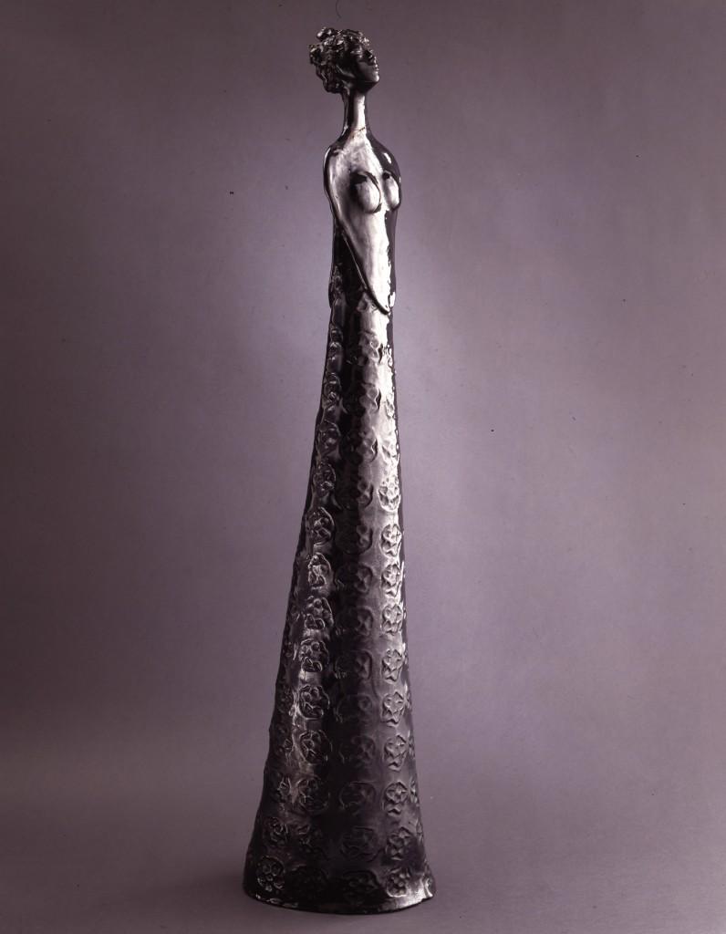 Una delle Korai di Fausto Melotti