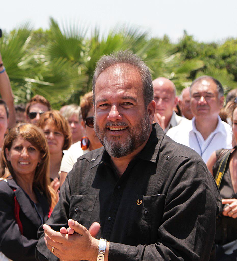 Il ministro del turismo cubano Marrero Cruz