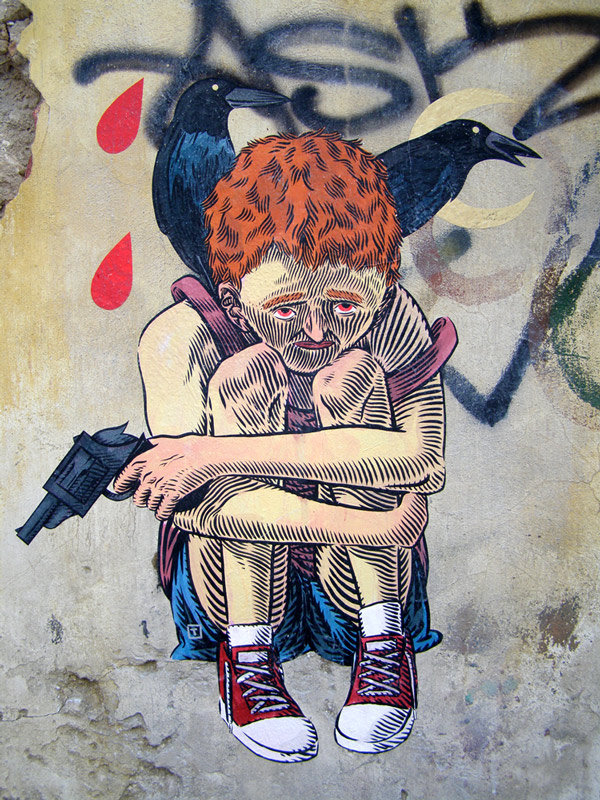Dimitris Taxis, «End of innocence», Athens