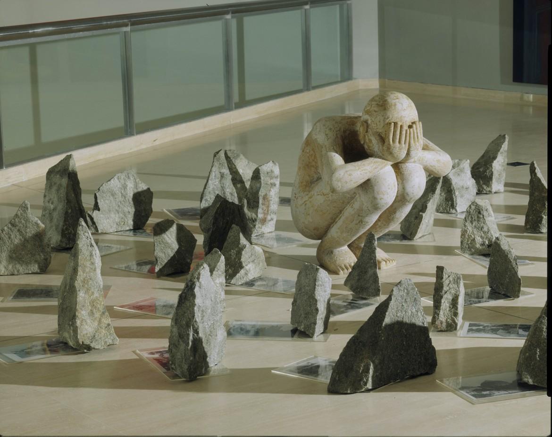 N. N. Rimzon, «Speaking Stones», 1998