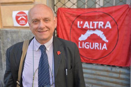 Antonio Bruno, candidato presidente per Progetto Altra Liguria