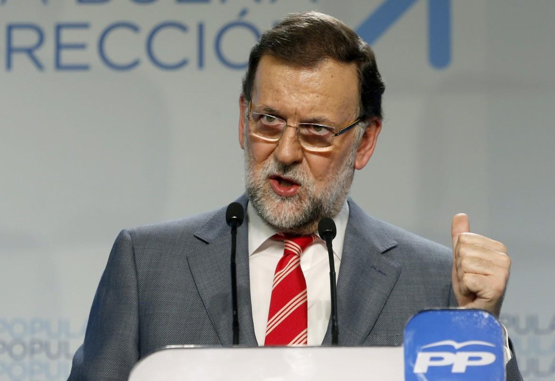 Il primo ministro spagnolo Mariano Rajoy
