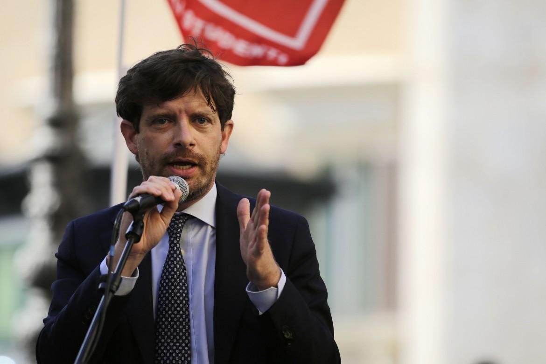L'ex deputato Pd Pippo Civati