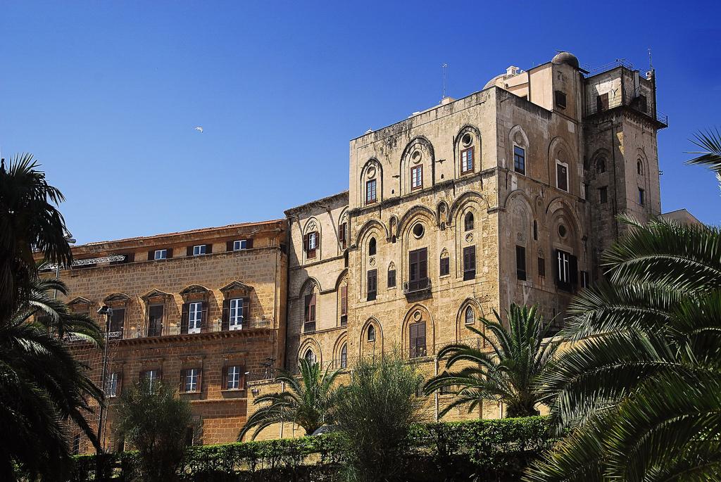 La Regione Sicilia a Palazzo dei Normanni