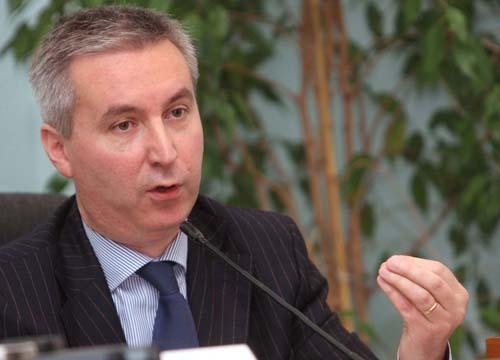 Il vicesegretario del Pd Lorenzo Guerini