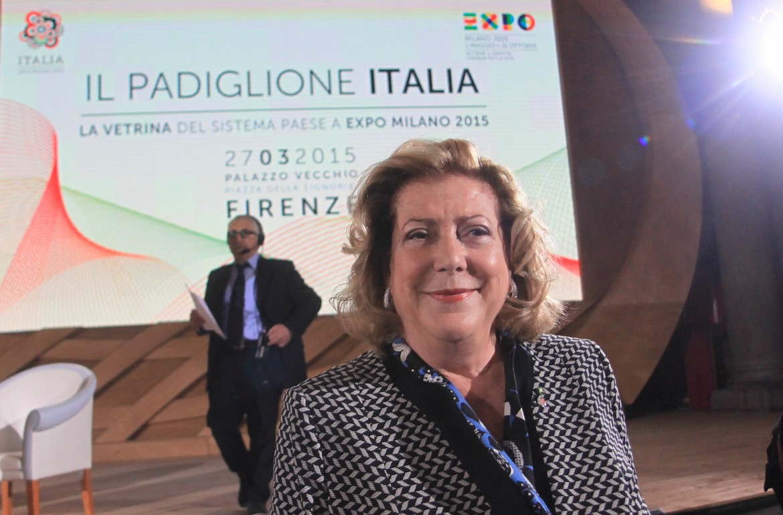 Diana Bracco, presidente di Expo 2015 Spa