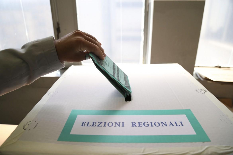 Un seggio a Salerno