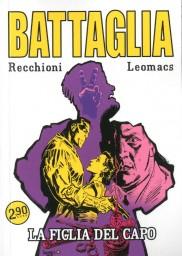 Battaglia - la copertina del numero 1 © Cosmo Edizioni 2015