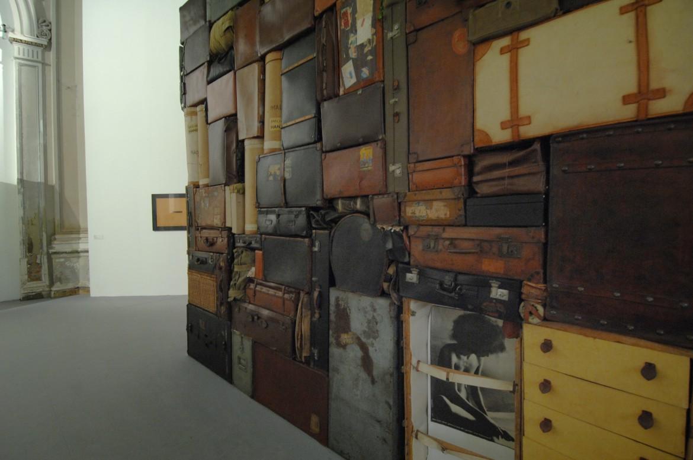 Il Muro del pianto, 1993 (installazione in Biennale)