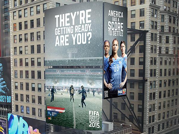 Time Square a New York in questi giorni