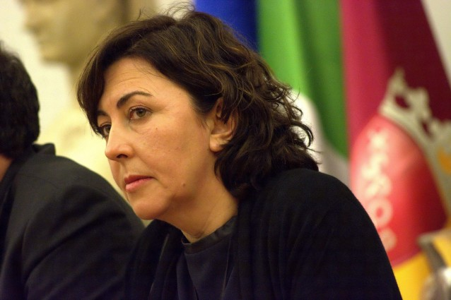 L'assessora al welfare di Roma, Francesca Danese