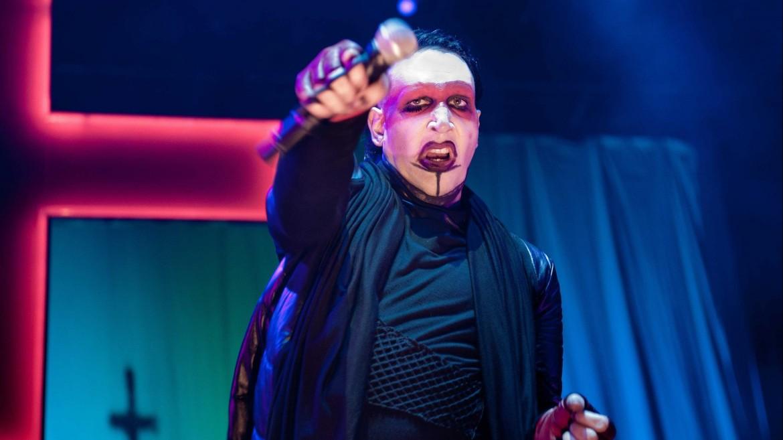 Marilyn Manson, nel video un live del 2003