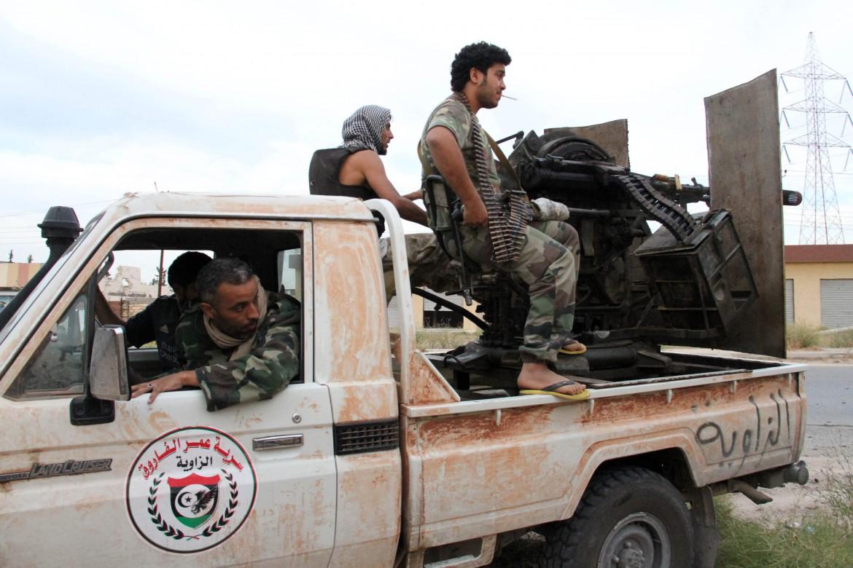 Miliziani libici