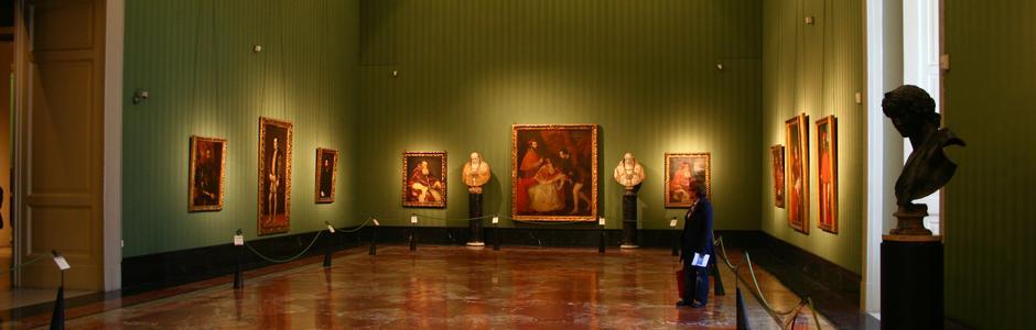 Il Museo Capodimonte a Napoli