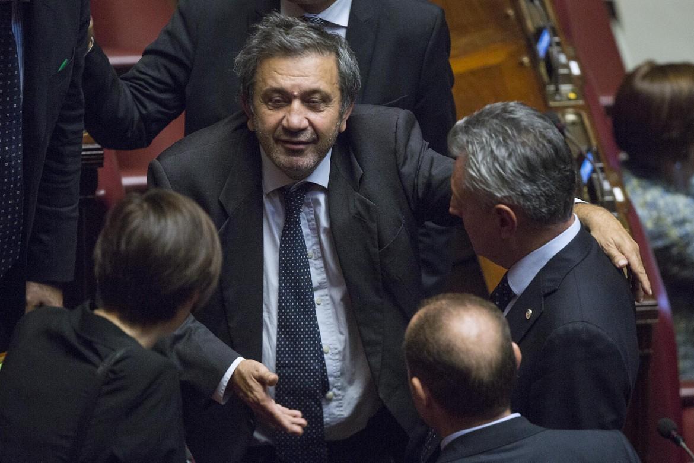 Il senatore Azzolini