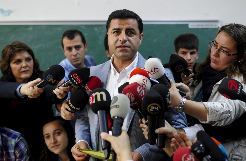 Selahattin Demirtas, leader dell'Hdp