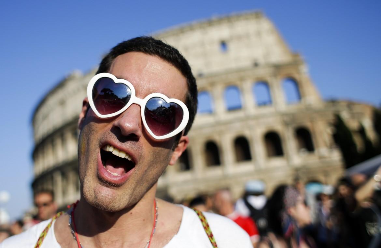Gay Pride a Roma 2015