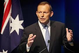Il premier australiano Abbott