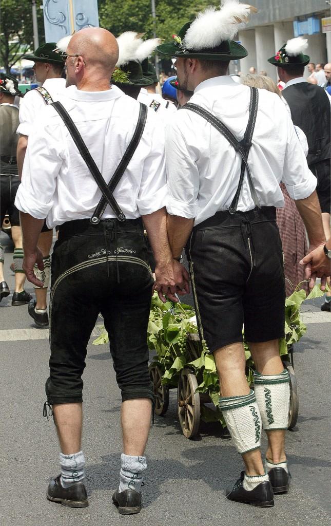 Matrimonio gay a Berlino