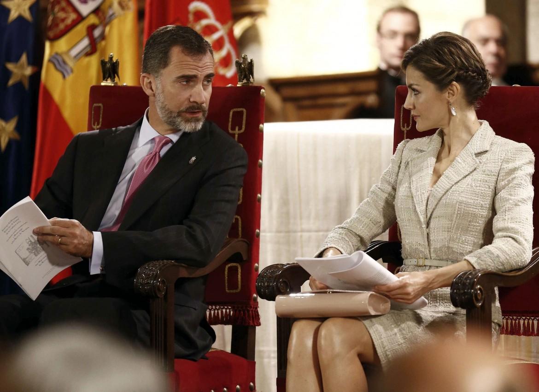 Re Felipe di Spagna
