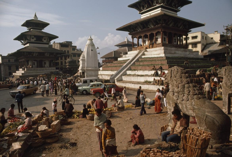 Katmandu, Nepal (autore sconosciuto)
