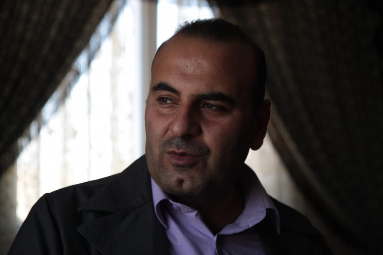 Il governatore indipendente di Kobane, Anwar Muslim