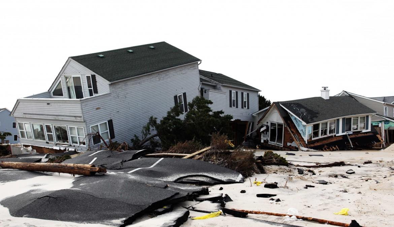 L'uragano che nel 2012 travolse il New Jersey