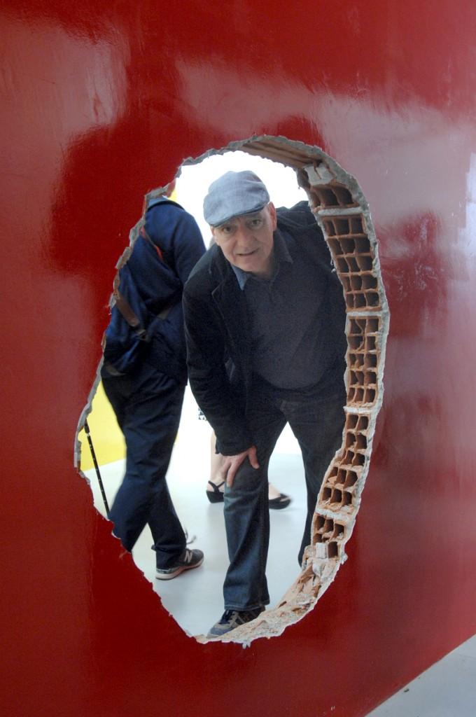 Antonio Manuel, alla Biennale di Venezia, passa attraverso l'opera «Occupations /Discoveries»