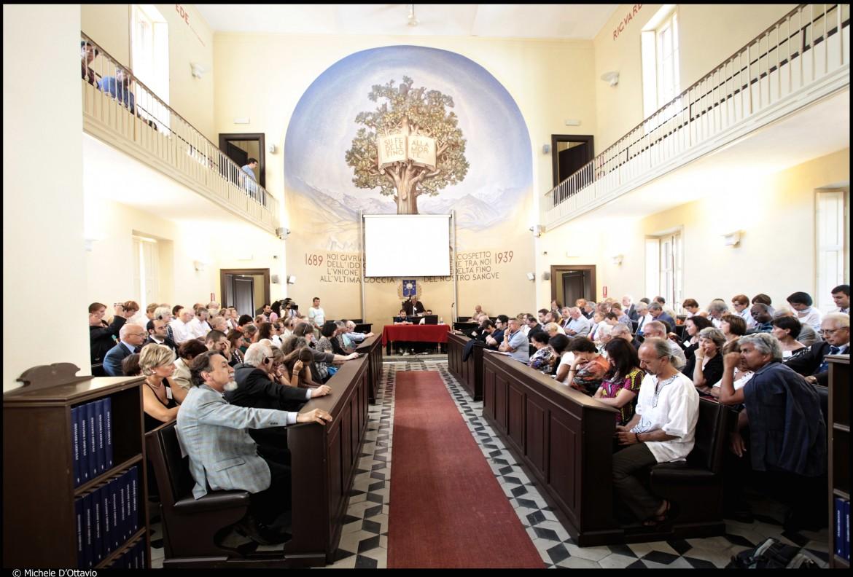 Il sinodo valdese del 2011 a Torre Pellice