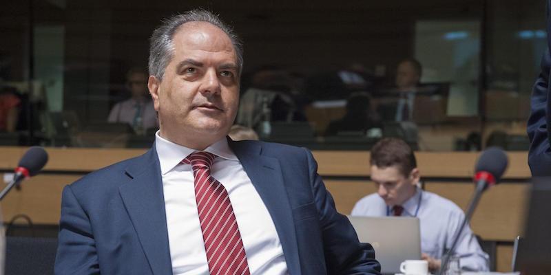 Il sottosegretario all'Agricoltura del Ncd, Giuseppe Castiglione