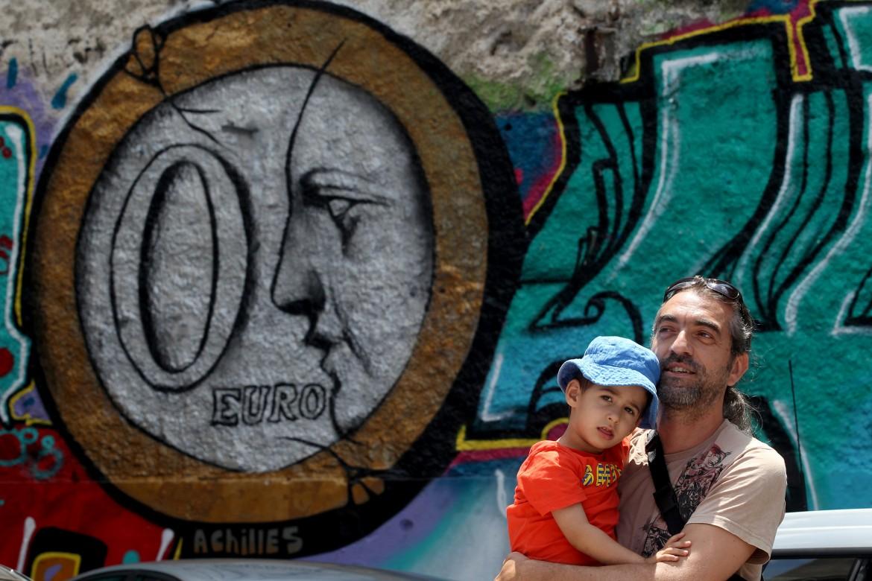 Graffiti ad Atene