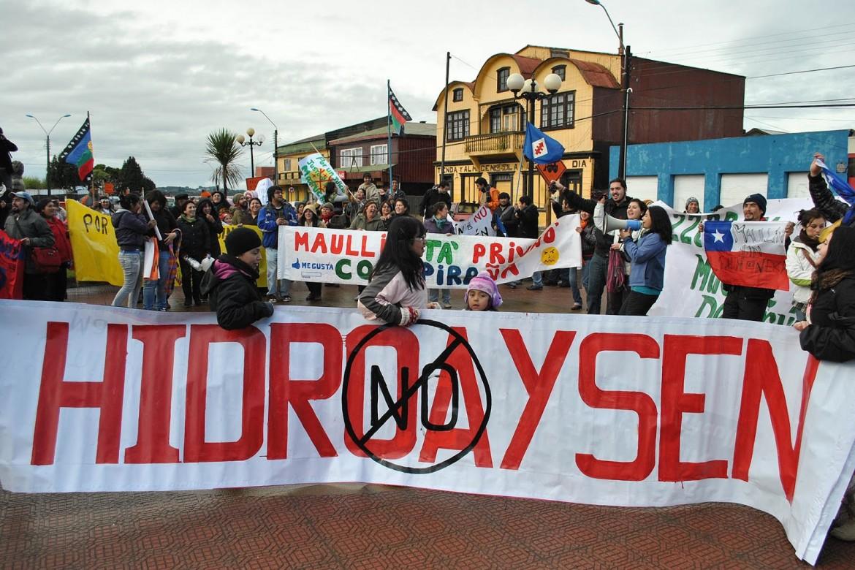 Le lotte per l'acqua pubblica nella Patagonia cilena