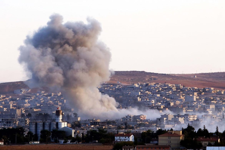 Kobane sotto attacco