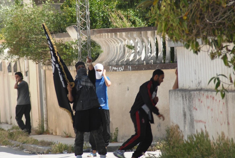 Miliziani salafiti