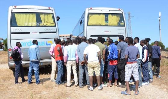 Immigrati in Sardegna