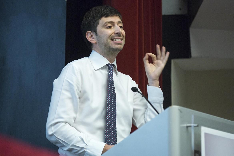 Roberto Speranza, leader dell'Area riformista