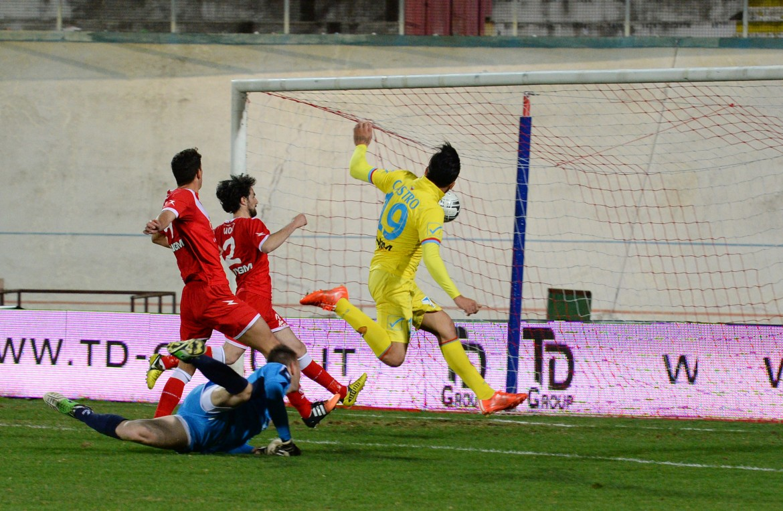 un momento di Varese Catania tra i match sotto inchiesta, sotto Antonino Pulvirenti