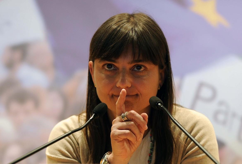 La presidente della Regione Friuli Venezia Giulia, Debora Serracchiani